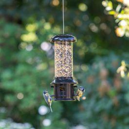 Fröautomat för småfåglar Hermes