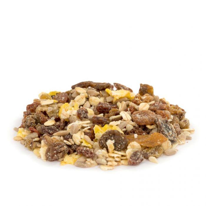 Energirikt foder för markmatning