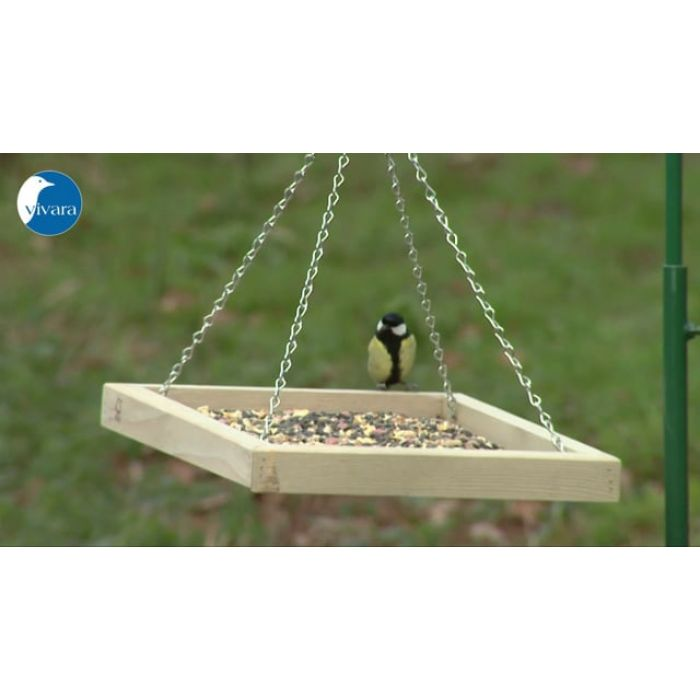 Fågelbord hängande