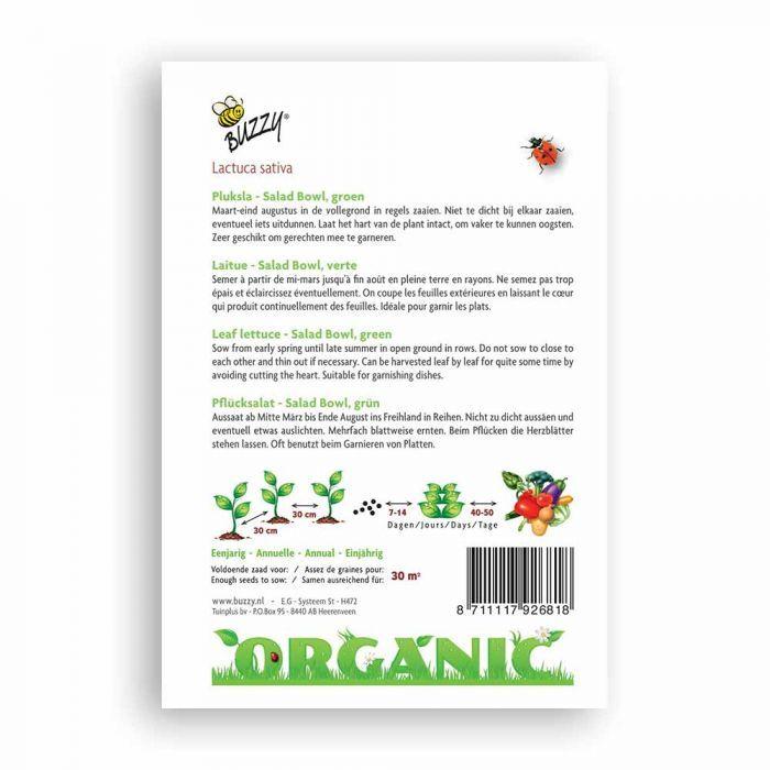 Buzzy® Bladgrönsallat Green Salad Bowl