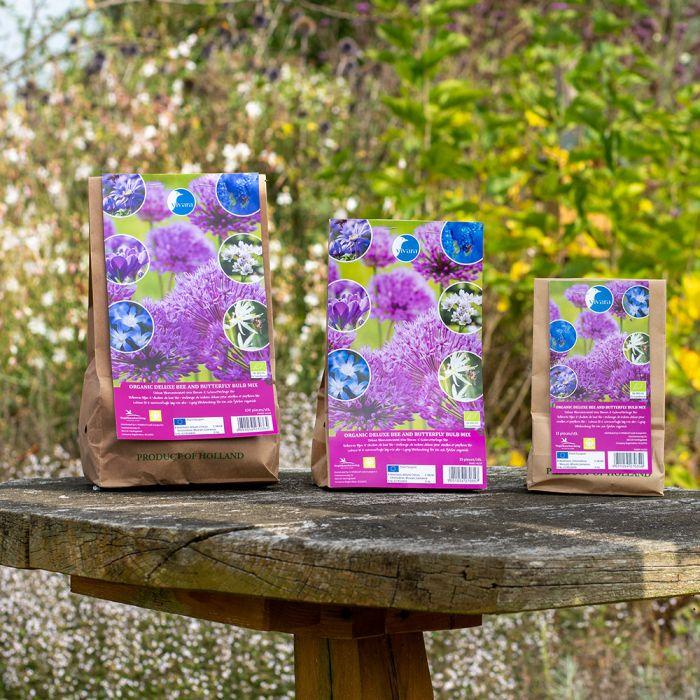 Lyxig lökblandning för bin och fjärilar