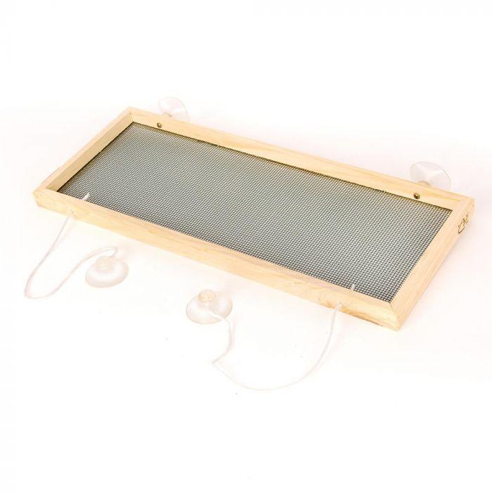 Fågelbord för fönster BirdSwing XL