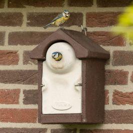 Fågelholk Sevilla WoodStone® 28 mm - Brun