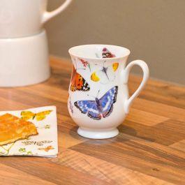 Mugg Fjärilar - Roy Kirkham