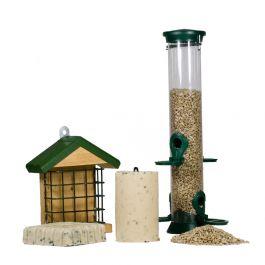 Nybörjarpaket för fågelmatning