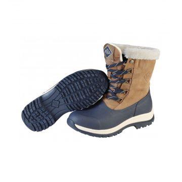 Muck Boots Arctic Lace, halvhögt skaft