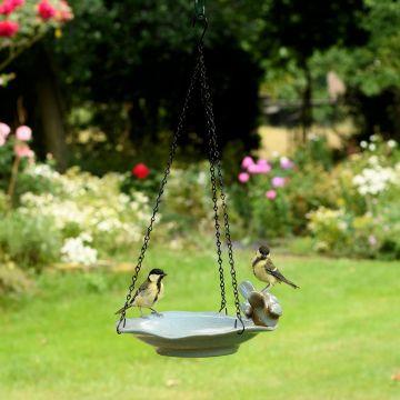 Hängande fågelbad Endine