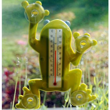 Fönstertermometer `Groda`