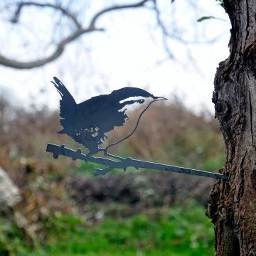Metalbird Gärdsmyg
