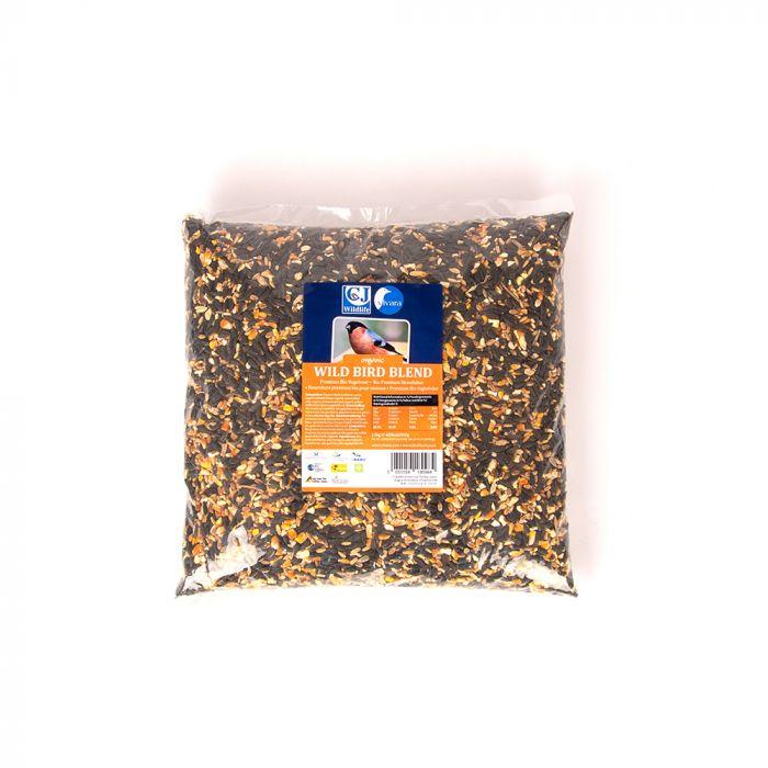 Ekologisk Premium Ströfoder 2,5 kg