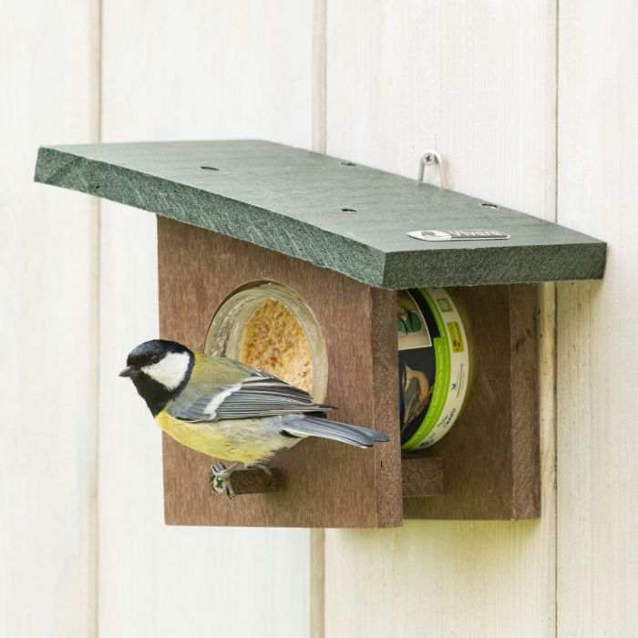 Jordnötssmör för trädgårdsfåglar