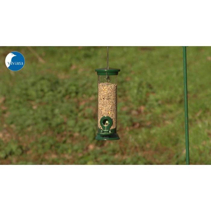 Foderautomat Defender 23 cm (grön)