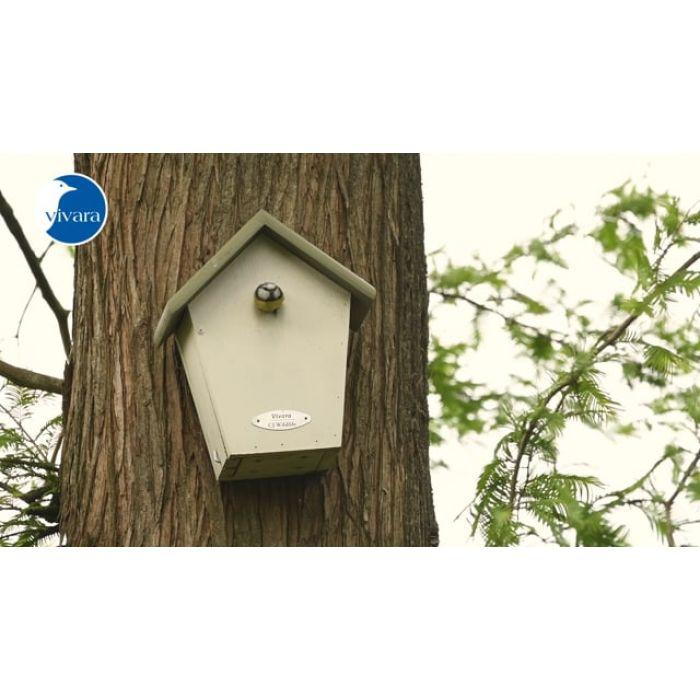Fågelholk Luzern 28 mm