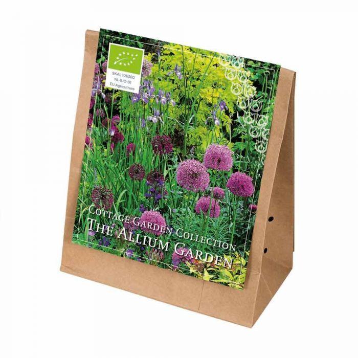 Cottage-gardenpaket med prydnadslökar