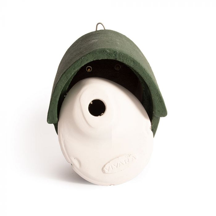 Fågelholk Alicante WoodStone 32 mm - Grön
