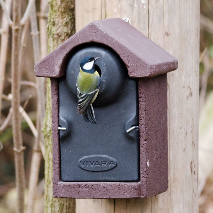 Fågelholk Bilbao WoodStone® 28 mm
