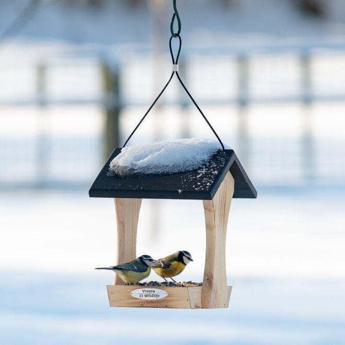 Fågelmatare Connecticut