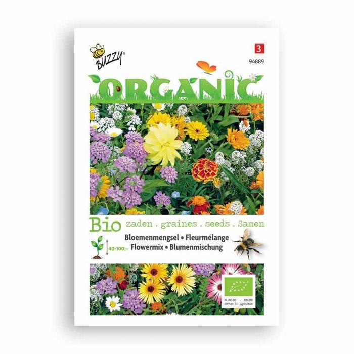 Blomsterfröblandning för bin