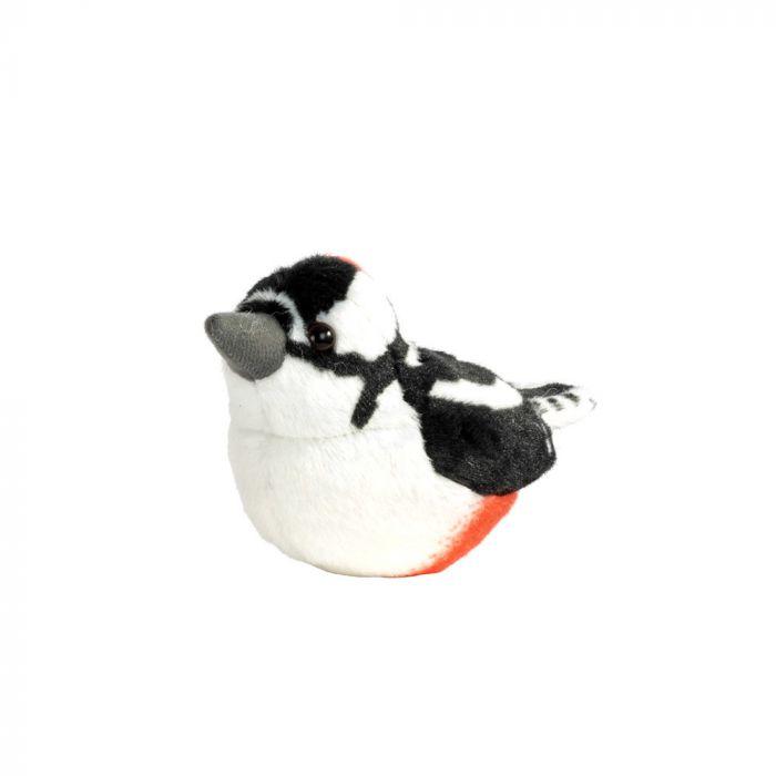 Större hackspett Singing Bird