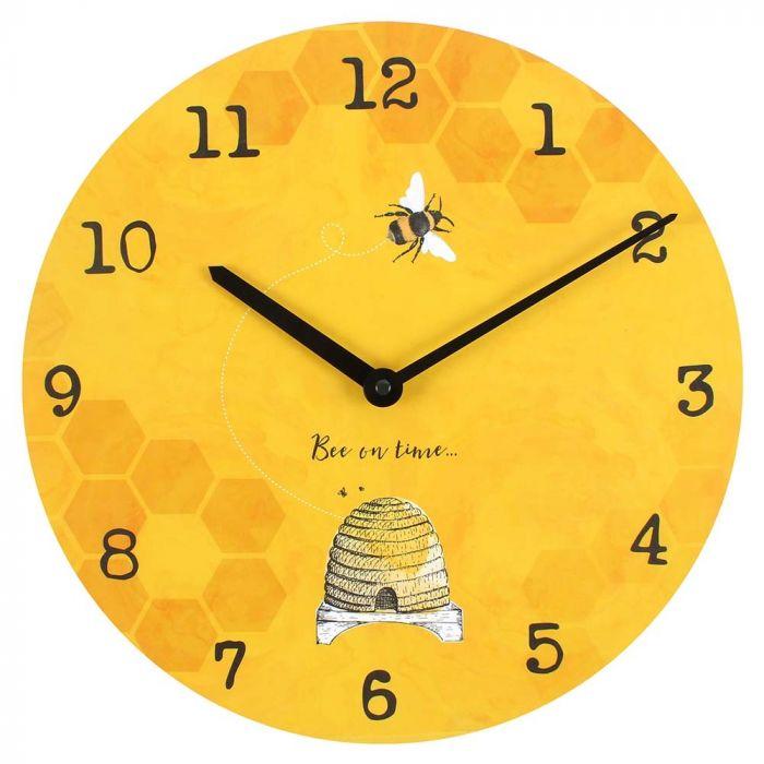 """Klocka """"Bee on time"""""""