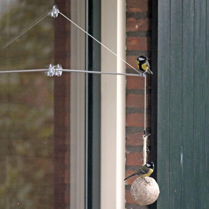 Fönsterupphängning BirdSwing