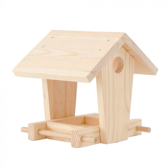 Byggpaket för foderhuset Jinto