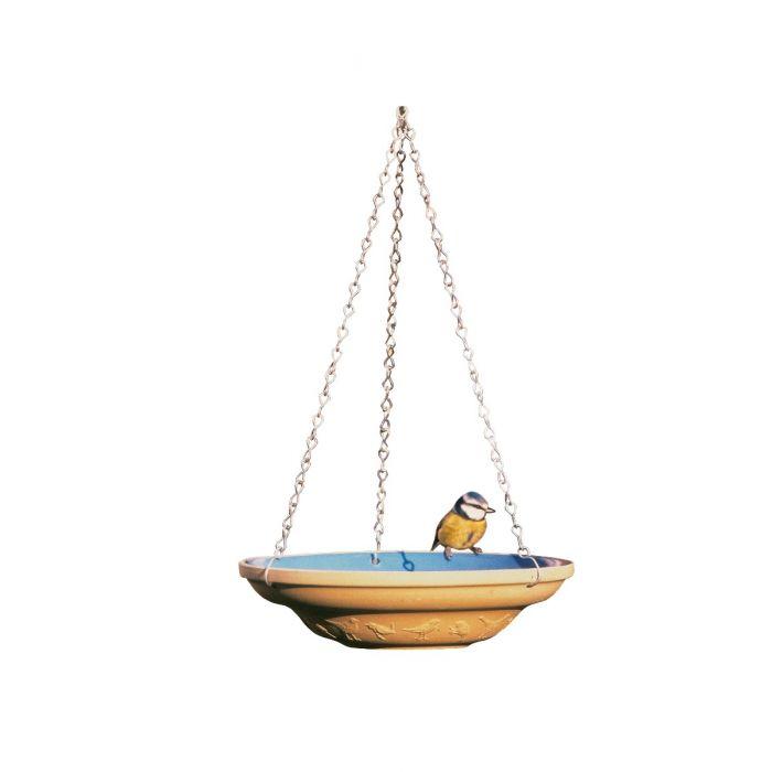 Hängande fågelbad Garcia
