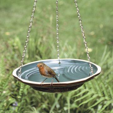 Hängande vattenskål